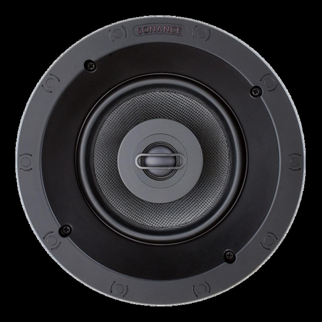Sonance Vp66r Tl 6 Quot In Ceiling Thinline Round Speakers