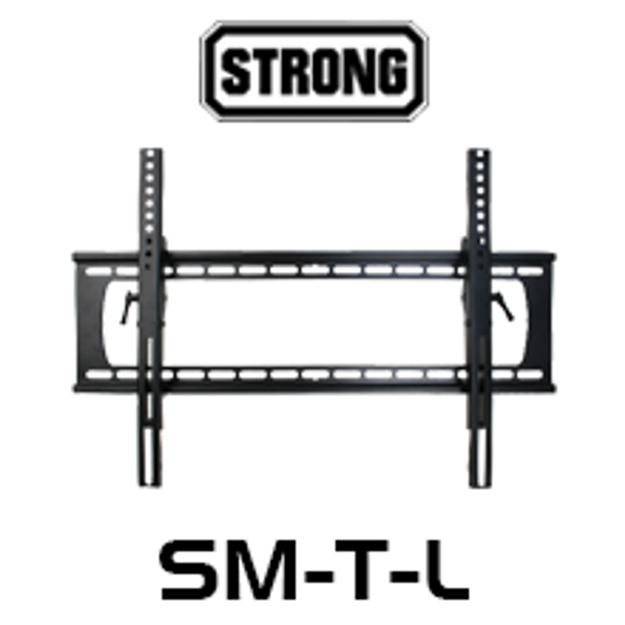 Strong Large Tilt Wall Mount For 36 Quot 80 Quot Flat Panel Tvs
