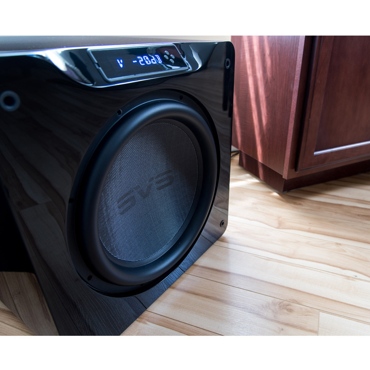 "SVS SB16-Ultra 16"" 1500W RMS Compact Sealed Subwoofer"