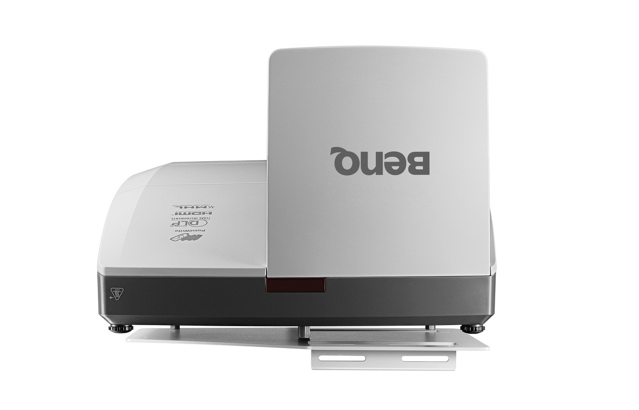 Benq Mh856ust Pw Full Hd Ultra Short Throw Projector With
