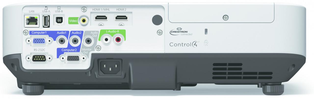 Epson EB-2155W 5000 Lumen WXGA Portable Multimedia 3LCD Projector
