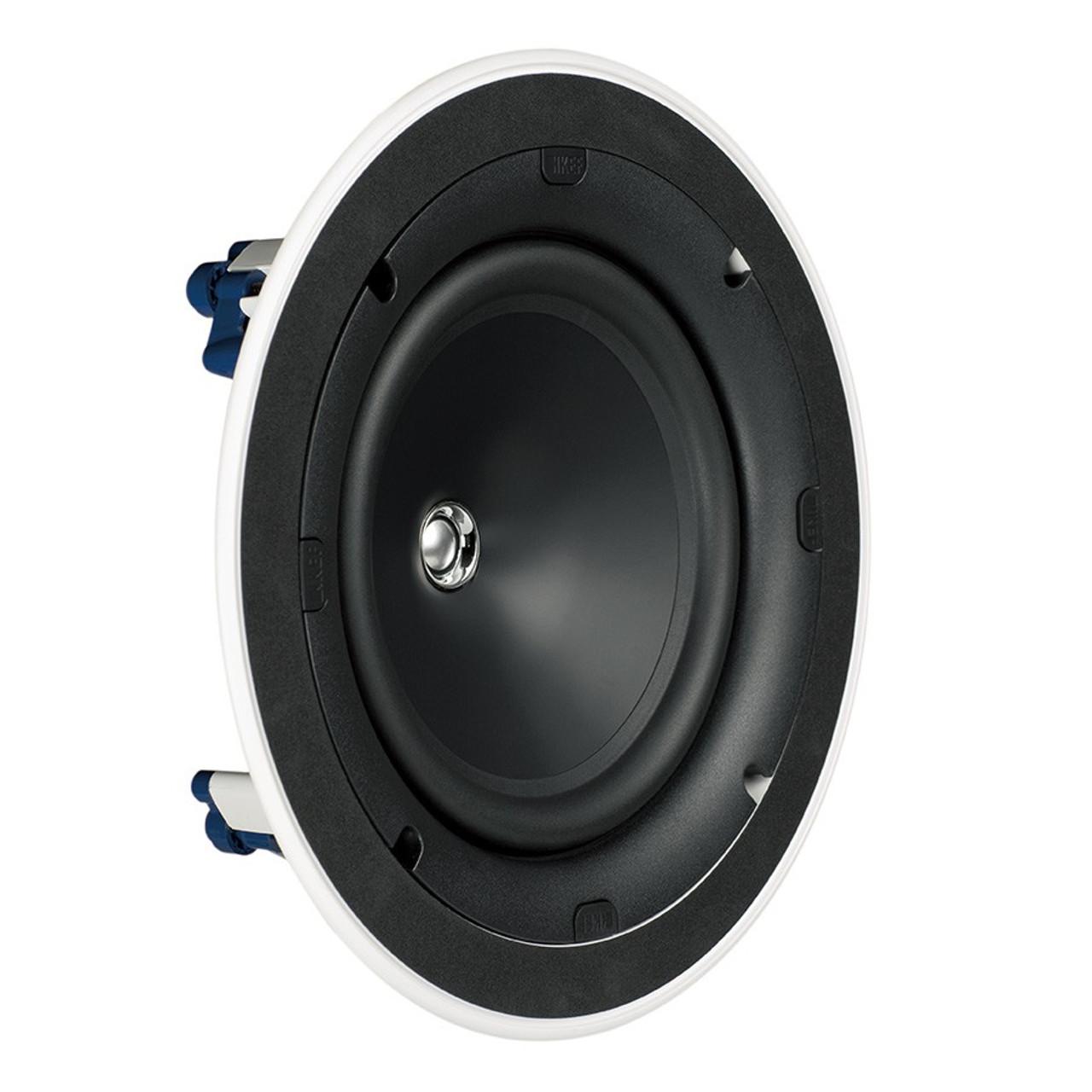 Kef Ci200er 8 Quot Uni Q Ultra Thin Bezel In Ceiling Speakers