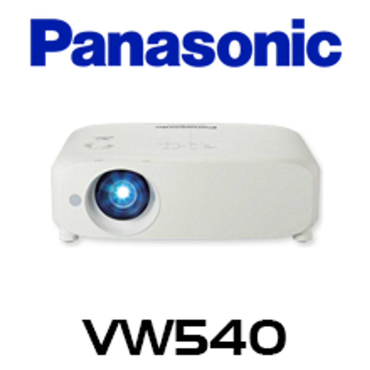 panasonic pt vw540 wxga 5500 lumens portable lcd projector av rh avaustralia com au Panasonic Viera Manual Panasonic TV Manual