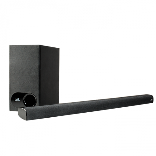 Polk Audio Signa S1 Universal TV Soundbar & Wireless Subwoofer System