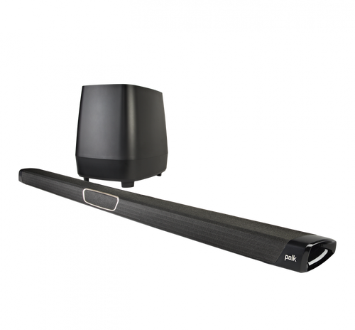 Polk Audio MagniFi Max Maximum Performance Soundbar & Wireless Subwoofer System