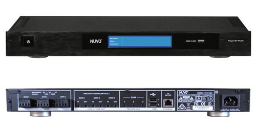 NuVo Professional P4300 3 Zone Player