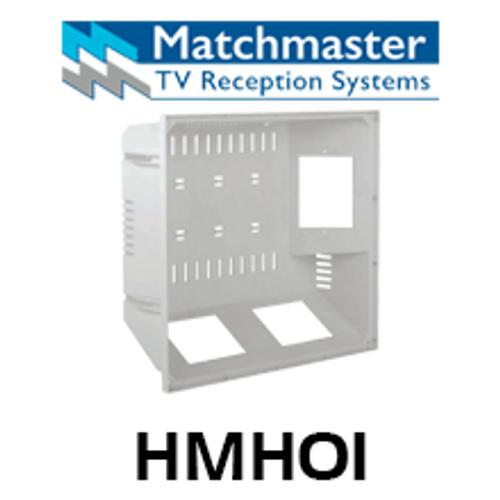 Matchmaster HMH01 In-Wall Recessed Hidden Media Hub