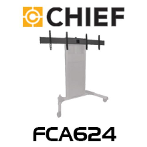 """Chief FCA624 Fusion Dual Monitor Accessory (37-60"""")"""