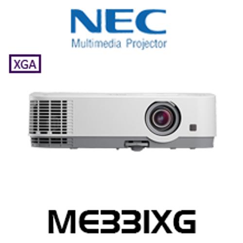 NEC ME331XG 3300 Lumen XGA Portable LCD Projector