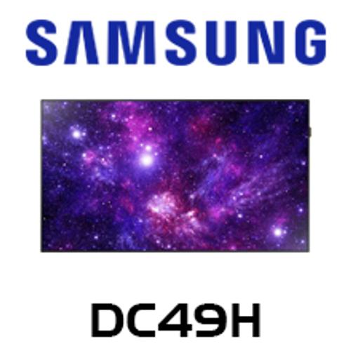 "Samsung DC49H 49"" Full HD Smart Signage LED Display"