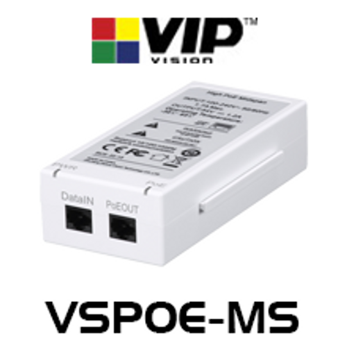 VIP Vision VSPOE-MS Power Over Ethernet Midspan