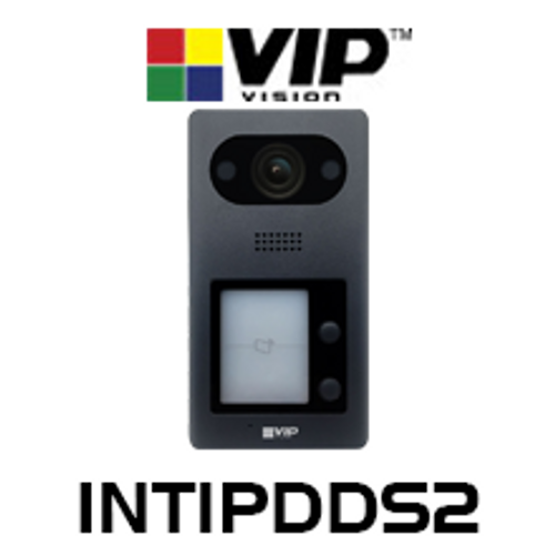 VIP Vision IP65 IK08 Front Door Flush Mount IP Video Intercom