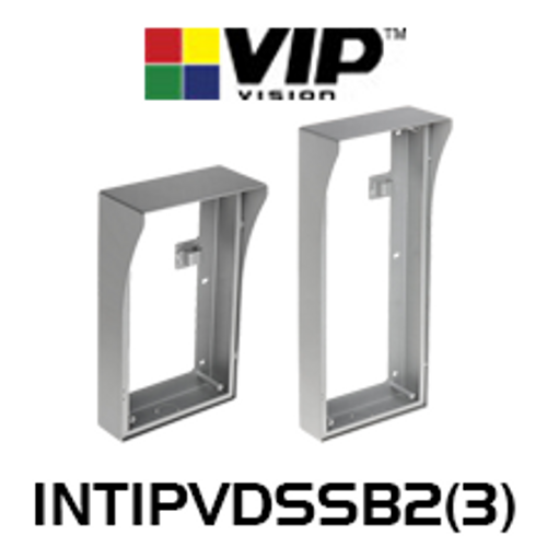 VIP Vision Surface Mount Enclosure For IP Door Intercom Modules