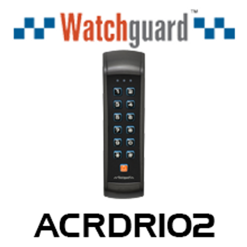 WatchGuard Standalone IP55 Access Reader & Keypad