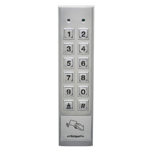 WatchGuard Standalone IP65 Access Reader & Keypad