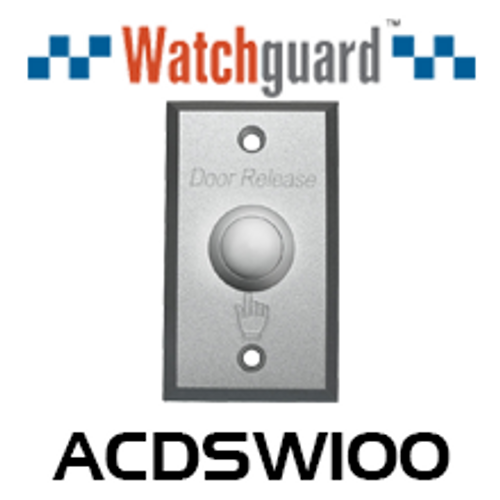 WatchGuard Heavy Duty Door Release Button