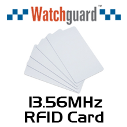 WatchGuard 13.56MHz NFC Thin Proximity Cards (10 pack)