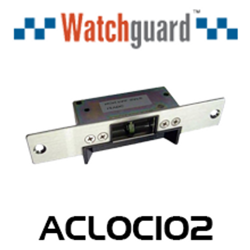 WatchGuard Monitored Mortise Electronic Door Strike