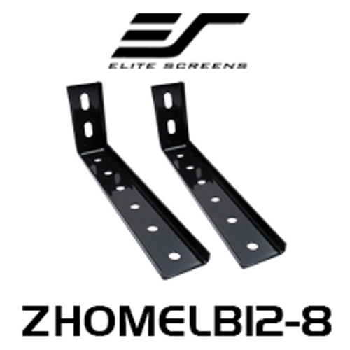 "Elite Screens 12"" Extended Bracket For Home2 & CineTension2 (Pair)"