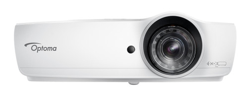 Optoma W460 WXGA 4600 Lumens Business DLP Projector