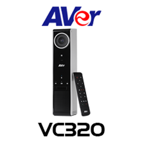 Aver VC320 Portable All-In-One Conference Camera
