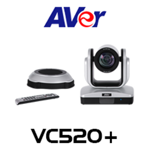 Aver VC520+ Professional 18x USB PTZ Conference Camera