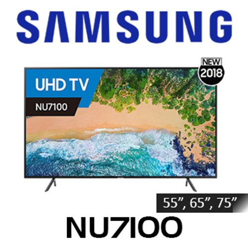 Samsung Series 7 NU7100 4K UHD HDR10+ LED Smart TV