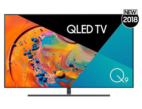 Samsung Series 9 Q9 4K UHD HDR10+ QLED Smart TV