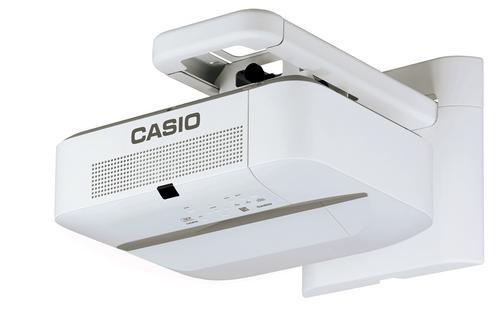 Casio XJ-UT351WNBKT 3500 Lumen WXGA LED Ultra Short Throw Projector With Wall Mount