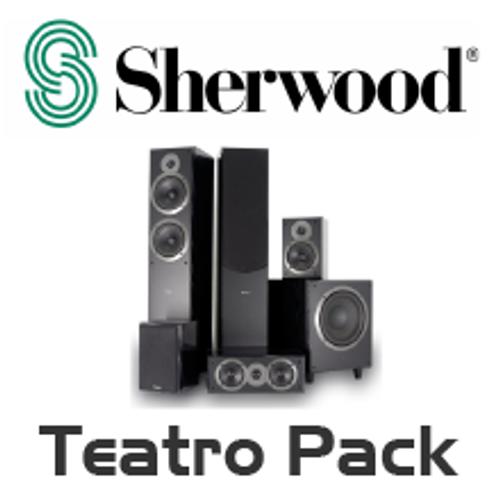 Sherwood Teatro 5.1 Channel System
