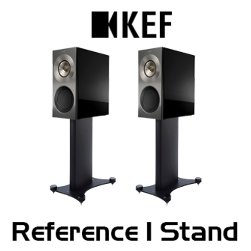 KEF Reference 1 Bookshelf Speaker Stands (Pair)