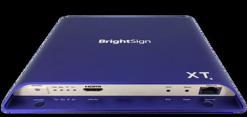 BrightSign XT244 Standard I/O 4K Dolby Vision Interactive Digital Signage Media Player