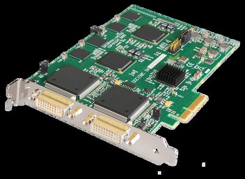 Datapath VisionRGB-E2S 2 Channel RGB/DVI/HD Capture Card