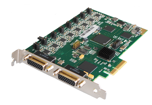 Datapath VisionSD8 8 Channel SD PCI Express Capture Card