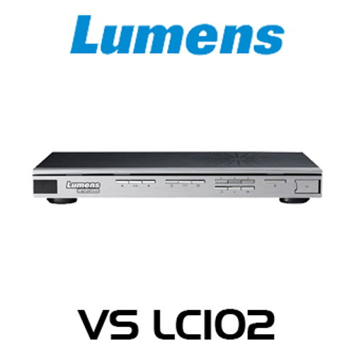 Lumens VS-LC102 4-Input Full HD CaptureVision Station