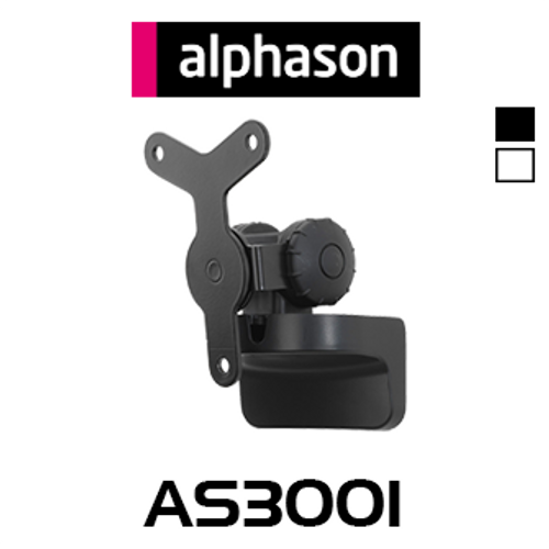 Alphason AS3001 Swivel & Tilt Wall Bracket For Sonos Play:3 (Each)
