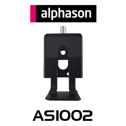 Alphason AS1002 Ultra Slim Wall Mount Bracket For Sonos Play:1 (Each)