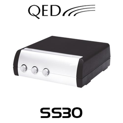 QED SS330 3 Way Switch Box Speaker