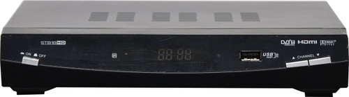 AVA 1080P Digital High Definition DVB-T Set Top Box