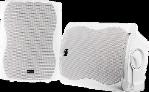 """Wintal Class 6AW 6.5"""" Indoor/Outdoor Active Speakers (Pair)"""
