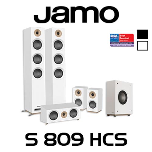 Jamo S809 HCS 5.1 Home Cinema System