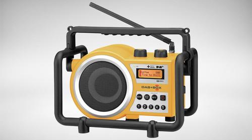 "Sangean ""Tradie"" Radio FM & Digital"
