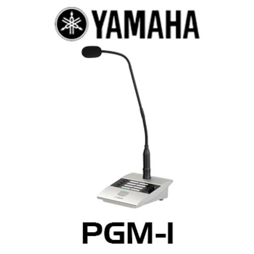 Yamaha PGM-1 Paging Station Microphone