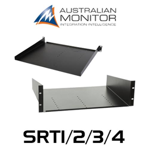 """Australian Monitor 19"""" Rack 1RU to 4RU Tray"""