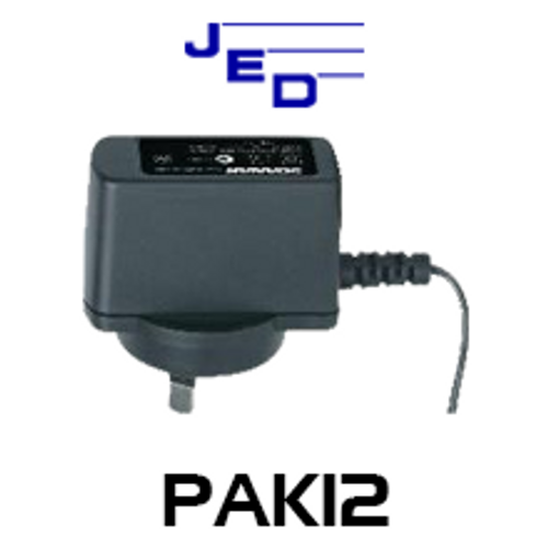 JED Controller 12V DC Power Supply