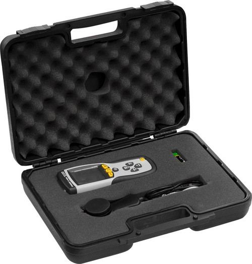 Light Level Meter with USB