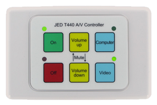 JED T440 Board Room Projector / Display Controller
