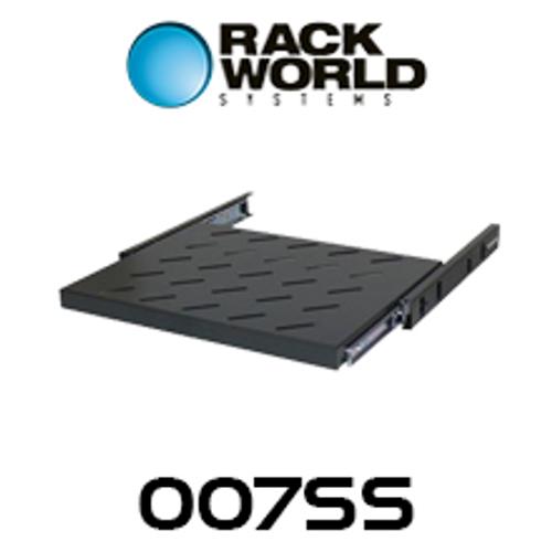 "RWS 007 19"" Telescopic / Sliding Shelf - 30Kg"