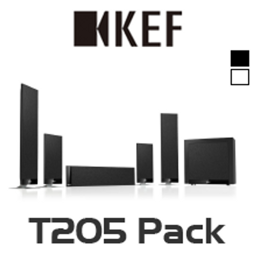 KEF T Series T205 Surround Sound System