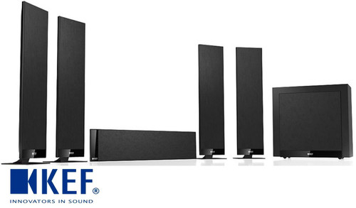 KEF New T Series T305 Surround Sound System